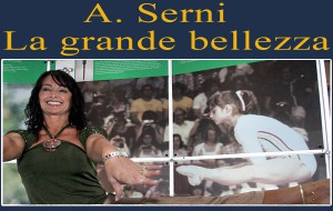 Volare senza ali, Thank you Miss… Di A.Serni