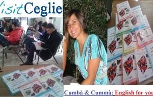 """VisitCeglie: corso di inglese """"Cummà e Cumbà : English for you"""""""