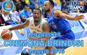 Terzo tempo web: il video di Cremona-Brindisi
