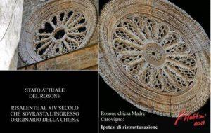 Solstizio d'estate nella Chiesa Madre di Carovigno: il Sole incontra il Rosone