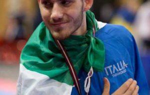 Il brindisino Ventola ai Campionati Europei di Taekwondo