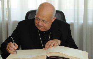 Lettera aperta a Mons. Domenico Caliandro, Arcivescovo di Brindisi. Di Guido Giampietro