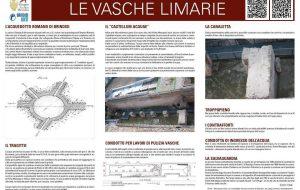 """Il Gruppo Archeo dona al Comune di Brindisi un pannello illustrativo sulle """"vasche limarie"""""""