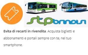 Coronavirus: STP, le variazioni linee Servizio Urbano di Brindisi