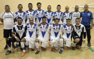 Il Futsal Brindisi spreca e si fa raggiungere
