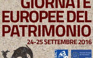 Giornate europee del Patrimonio: tutte le iniziative in Provincia di Brindisi