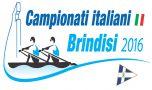 Tutto pronto a Brindisi per i Campionati italiani di canottaggio