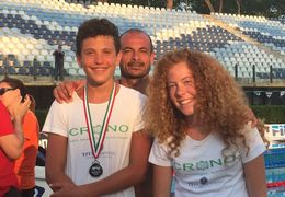 Fimco Sport: avviato il nuoto per salvamento agonistico