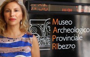 """Intervista alla Dott.ssa Emilia Mannozzi, Direttrice del Museo """"F. Ribezzo"""" di Brindisi. Di Guido Giampietro"""