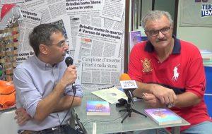 """Meo Sacchetti presenta a Brindisi la sua biografia """"Il mio basket è di chi lo gioca"""""""