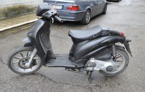 17enne denunciato per riciclaggio di uno scooter