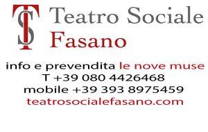 Martedì 24 al Sociale di Fasano il trio Grittani-Lasaracina-D'Aprile