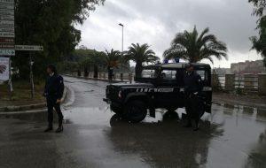 Pioggia persistente, chiusa via Amerigo Vespucci. Allerta della Protezione civile