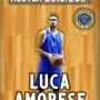 La NP Ceglie si rafforza con il play Luca Amorese