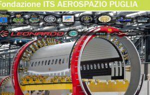 Riaperte le preiscrizioni ai corsi 2019-2021 dell'ITS Aerospazio Puglia presso la Cittadella della Ricerca