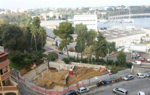 Palazzo su Fontana Tancredi: interrogazione del M5S
