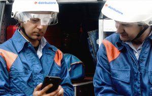 E-distribuzione avvia il check up con elicottero sulle linee elettriche della provincia di brindisi e taranto