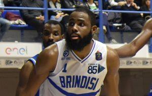 La New Basket Brindisi saluta Danny Agbelese