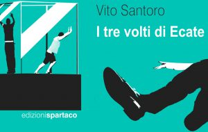 """Venerdì Vito Santoro presenta """"I tre volti di Ecate"""", il noir ambientato a Brindisi"""