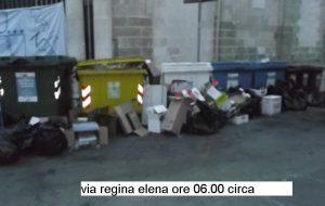 Contrasto all'abbandono dei rifiuti: a Francavilla multati in un mese 139 trasgressori. Uno su tre evasore totale