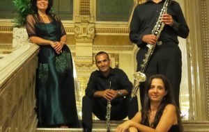 Brindisi Classica: lunedì 5 dicembre concerto del gruppo Art Gallery Ensemble