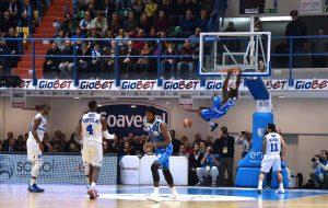New Basket Brindisi-Sassari=76-61 Photogallery di Maurizio Pesari