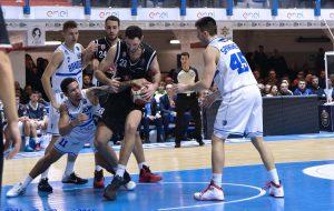 New Basket Brindisi-Caserta=100-72 Photogallery di Maurizio Pesari