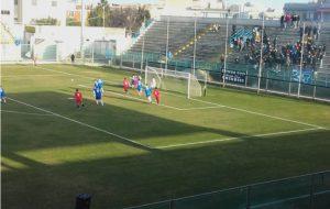 Il Brindisi fa harakiri, dal 2-0 al 2-3: anche il Manduria espugna il Fanuzzi