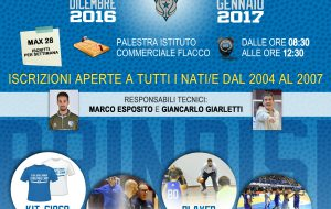 Christmas Camp: nasce il primo camp dell'Enel Basket Brindisi