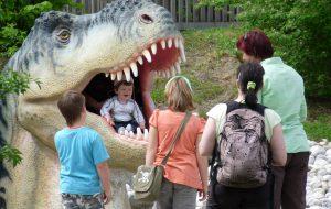 World of Dinosaurs: i dinosauri resteranno fino al 14 maggio a Francavilla Fontana