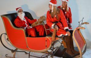 """Giovedì 13 """"Natale a passo di danza"""" al Cinema Teatro Italia di Francavilla Fontana"""