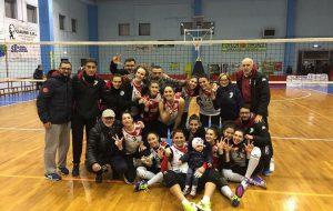 Ancora vittoria per il Mesagne Volley
