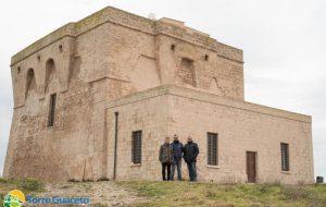 Governatore turco in visita a Torre Guaceto
