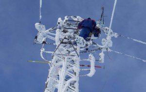 Emergenza neve, Enel distribuzione a lavoro per riparare i guasti