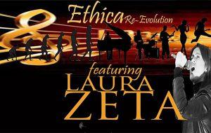 Stasera al Gruit il Funky Soul degli Ethica Re-Evolution featuring Laura Zeta