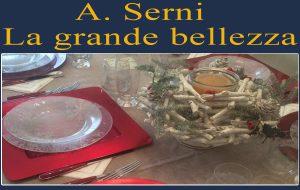 La Cena delle Feste. Di Apunto Serni