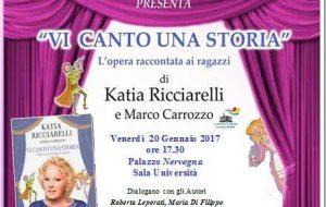 Katia Ricciarelli a Palazzo Nervegna ospite dell'I.C. Santa Chiara