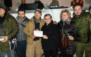 Soft Air a Torre Regina Giovanna: raccolti €.1.230,00 da donare in beneficenza ad Ant