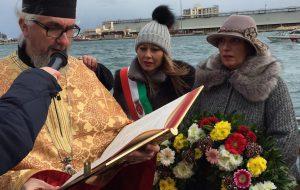 La Carluccio partecipa alla Solenne benedizione delle acque del porto di Brindisi