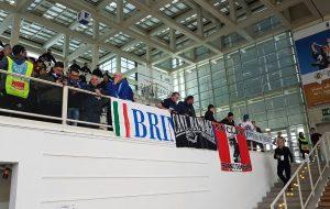 Il grande freddo di Trento, -36: imbarazzante prestazione della New Basket Brindisi