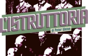 """""""L'Istruttoria di Peter Weiss"""" all'I.C. Sant'Elia-Commenda"""