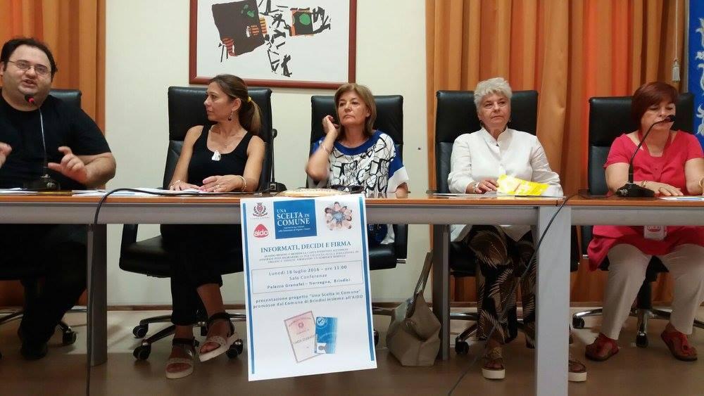 Partita dall ufficio anagrafe del comune di brindisi la - Comune di sala consilina ufficio anagrafe ...