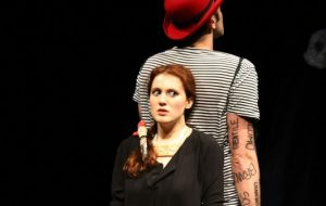 Arrivano i Giganti sul palco del Teatro Comunale di Ceglie Messapica