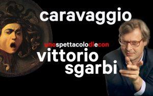 """Vittorio Sgarbi l'8 febbraio a Fasano in """"Caravaggio"""""""