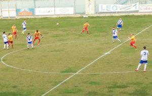 4-0 al Maglie: con la goleada interna il Brindisi torna a puntare in alto