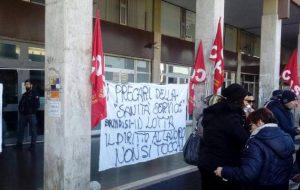 Sanitaservice: giovedì 25 sciopero e manifestazione a Bari