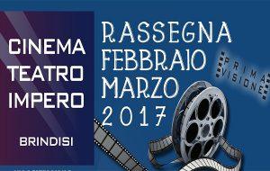 Al «Cinema Teatro Impero» l'inverno d'autore in una rassegna
