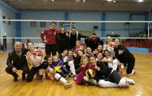 Netta vittoria del Mesagne Volley contro il Taranto