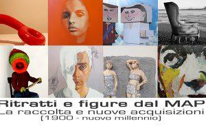 """Prorogata la mostra """"Ritratti e Figure dal Map"""" presso il Maac di Ceglie Messapica"""