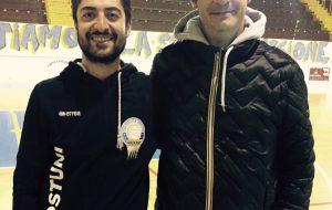C Silver: Sergio Carolillo confermato alla guida della Cestistica Ostuni
